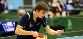 Table Tennis England Junior Championships Huddersfield