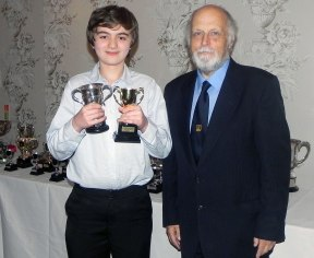 Bournemouth League Awards Dinner 2013