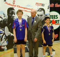 U12 Nationals 2012