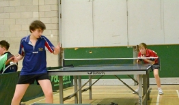 Playing Tom Jarvis U13 Schools Finals 2013