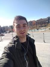 Walking in Granada, Spain